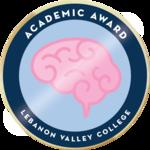 Badge academic award 01