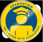 Badge graduation