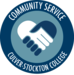 Communityservice badge amv c sc