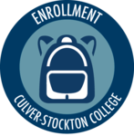 Enrollment badge
