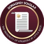 Merit badge 2017 donaghey scholar