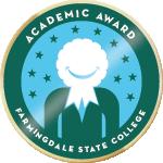 Academic Award Badge