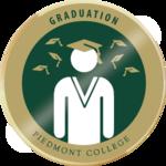 Merit badge graduation