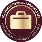 Merit badge 2017 college of business ambassadors