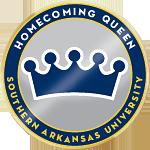 Homecoming Queen Badge