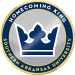 Homecoming King Badge