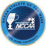 Nccaa athlete of the week