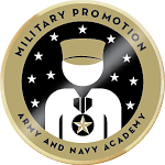 Military promotion