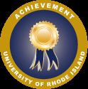 Uri achivement badge 2014