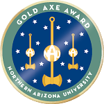 Gold axe award