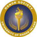 Uri honor society badge 2014