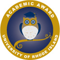 Uri academic badge 2014