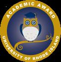 Uri academic badge 2014