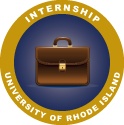 Uri internship badge 2014