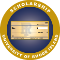 Uri scholarship badge 2014