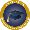 Uri graduation badge 2014