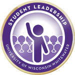 Univers of wisconsin student leader