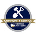 Merit badges community service