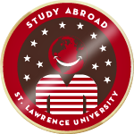 Study Abroad Badge