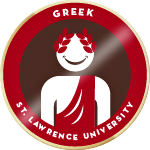 Greek Organizations Badge