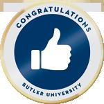 Butler congrat