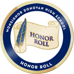 Honor roll badge