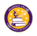 Scranton academic award badge