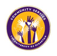 Scranton community service