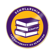 Scranton scholarship badge