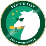 Merit deans list light