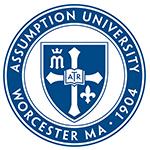 Assumption university seal   merit