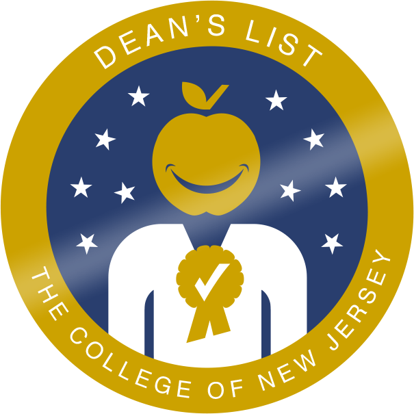 Tcnj merit badge deanslist