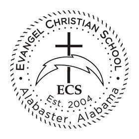 Evangel christian school seal