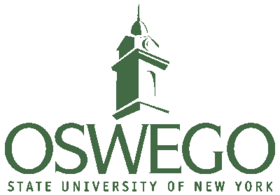 Suny oswego logo green