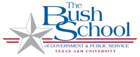 Bush school logo