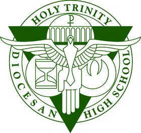 Holytrinity seal green white copy