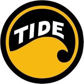 Tide logo wave new