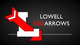 Lowell red arrows