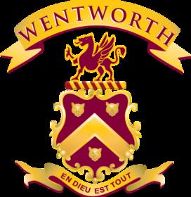 Adidas red wentworth crest merit page