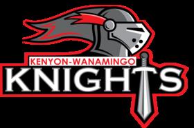 The knight logo