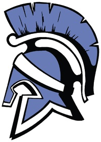 Warrior head logo kc