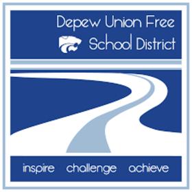 Depew logo