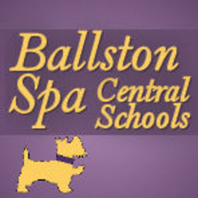Ballston spa twitter logo