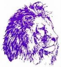 Dryden lion logo