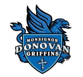 Griffin shield cross