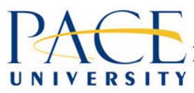 Pace university logo