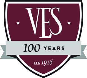 Ves   centennial logo