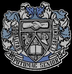 Potomac hs logo