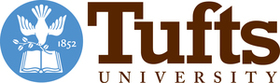 Tufts univ seal brown blue