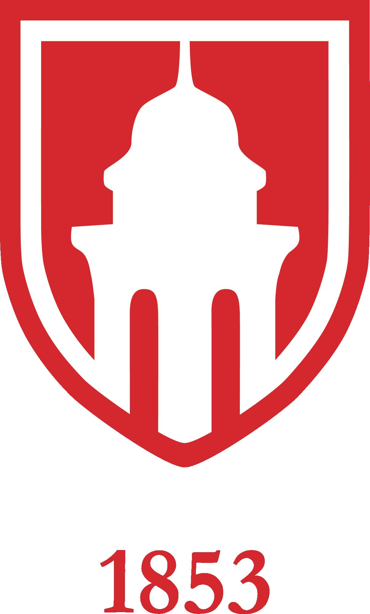 Mc crest 1853 red